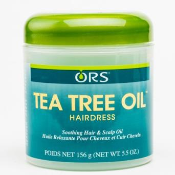 Special Offers: ORS : Tea Tree Oil Hairdress 6oz