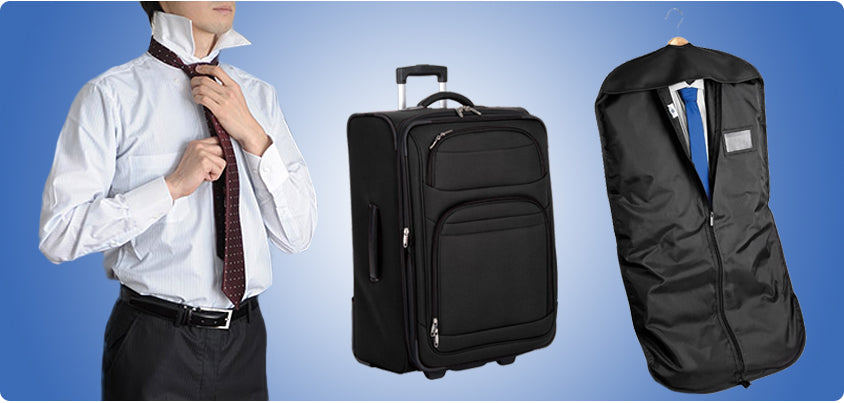 Pro Performer's Notebook: Packing a Suit in a Carry-on