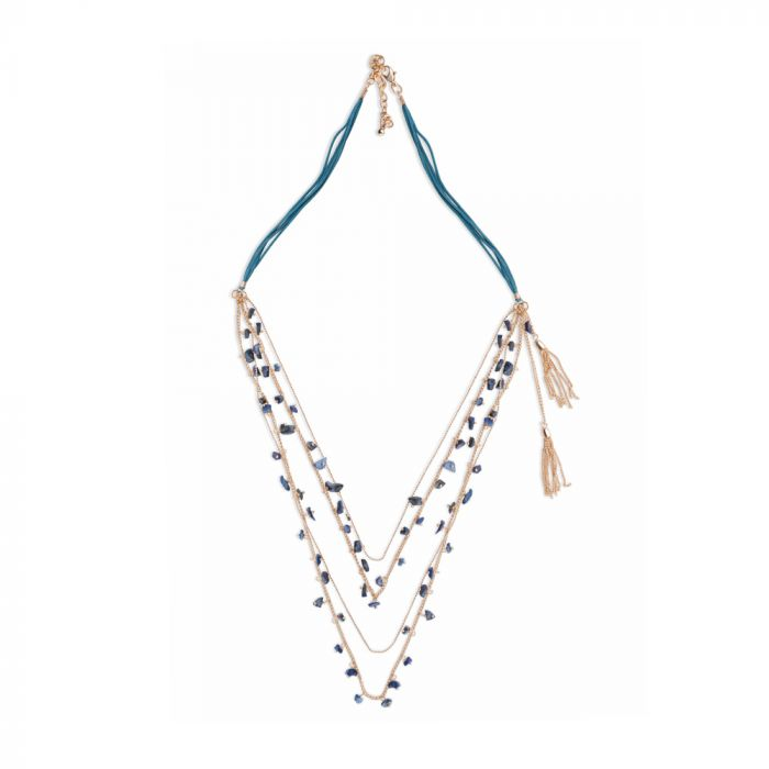 Lavish Core Layered Necklace