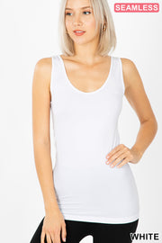Wide Strap Camisole/3 Colors