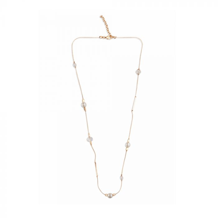 Pristine Pearls Necklace