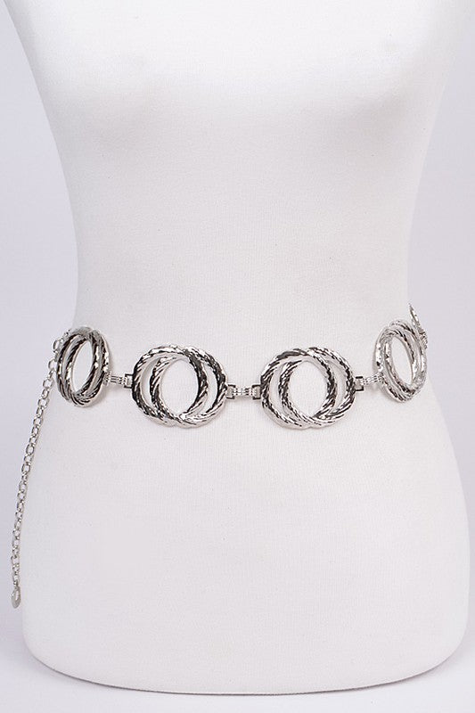 Chain Link Belt / 2 colors