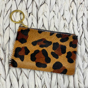 Leather Coin Purse / 6 Colors