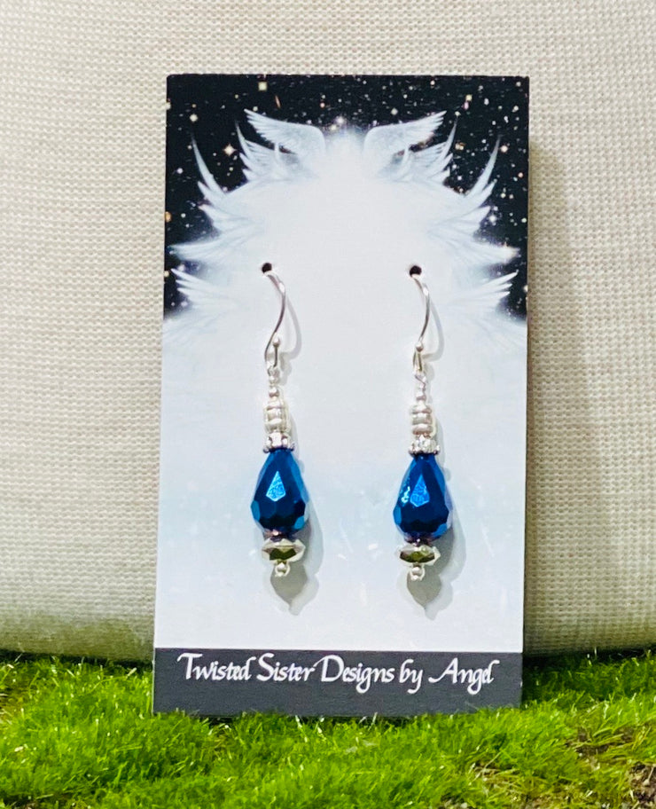 Jellyfish Earrings