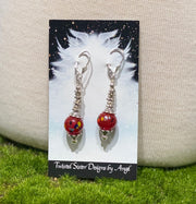 Chinese New Year Earrings