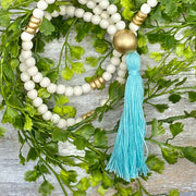 le Pompon Necklace