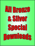 DOWNLOADs - All Bronze & Silver Special - 43 video downloads