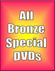 DVDs - All Bronze Collection Special -6 sets - 27 DVDs