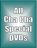 DVDs - All Cha Cha Special - International Style 6-DVD Set