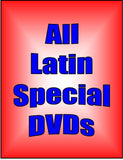 DVDs - All Latin Collection Special - 7 sets (27 DVDs)
