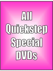 DVDs - All Quickstep Special 7-DVD Set