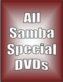 DVDs - All Samba Special - International Style 5-DVD Set