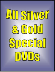 DVDs - All Silver & Gold Collection Special - 5 sets (28 DVDs)