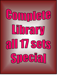 DVDs - Complete Grand Ballroom DVD Library Collection Special - (17 sets, 78 DVDs)