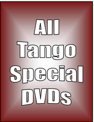 DVDs - All Tango Special - International Style 8-DVD Set