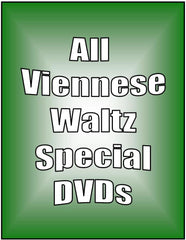 DVDs - All Viennese Waltz Special - International Style 3-DVD Set