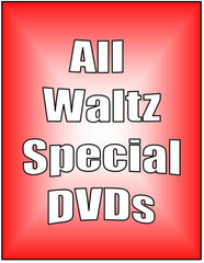 DVDs - All Waltz Special - International Style 9-DVD Set