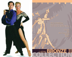 Bronze II Latin 5-DVD Collection: International Style, Intermediate Level 2