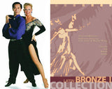 Bronze I Latin 4-DVD Collection: International Style, Intermediate Level 1