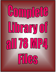 DOWNLOADs - Special Complete Library of all 17 sets - 78 MP4 Files