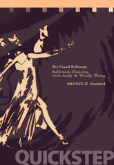 Bronze II Standard Quickstep: International Style, Intermediate Level 2
