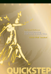 Gold Star II Quickstep: International Style, Advanced Level 4