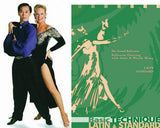 Basic Technique for Latin and Standard Dances - 2 DVD set
