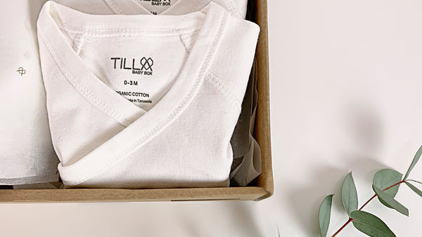 Giving back is the new black: il Black Friday in Tilla Baby Box