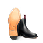 Leather sole chelsea boot uk