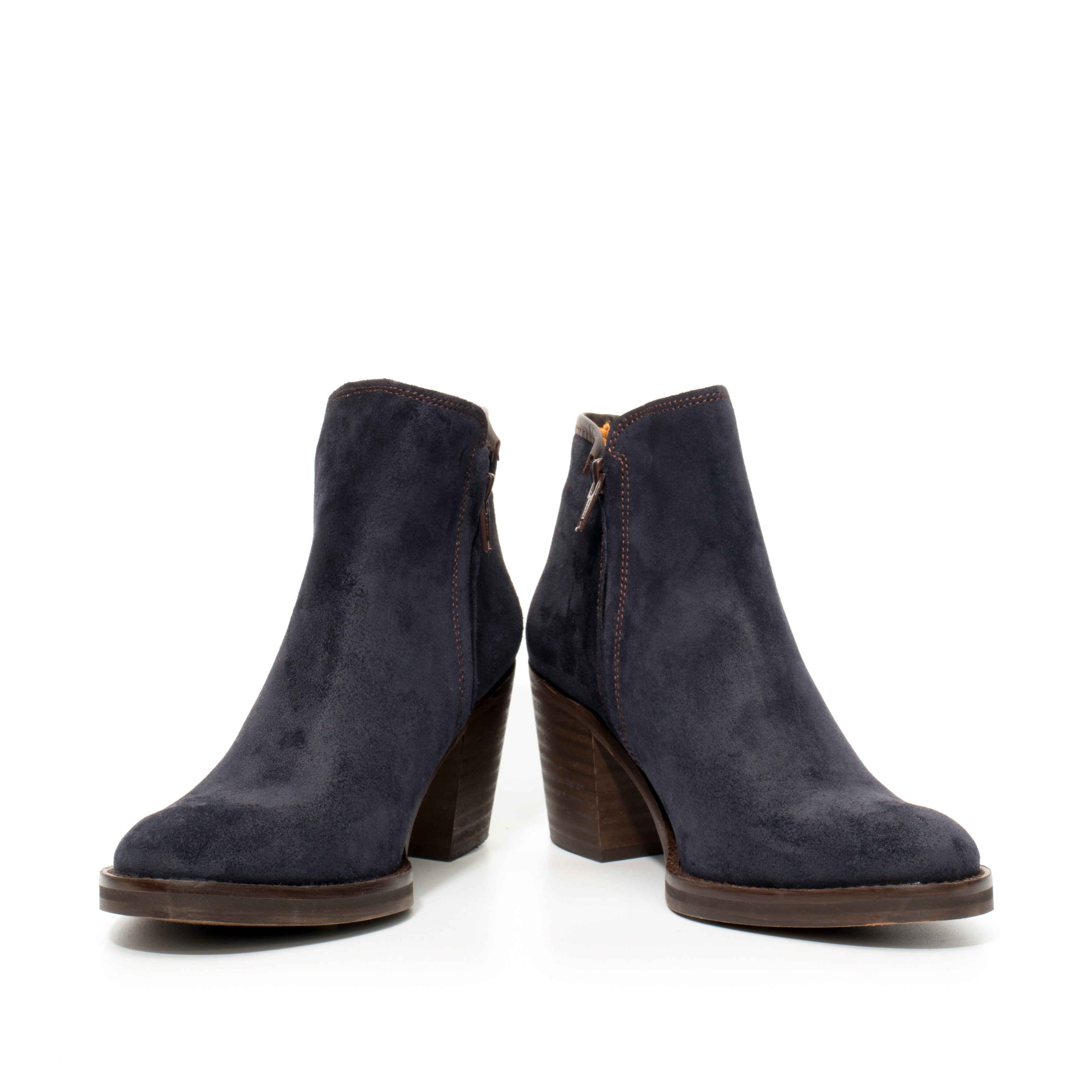 Suede leather boots UK