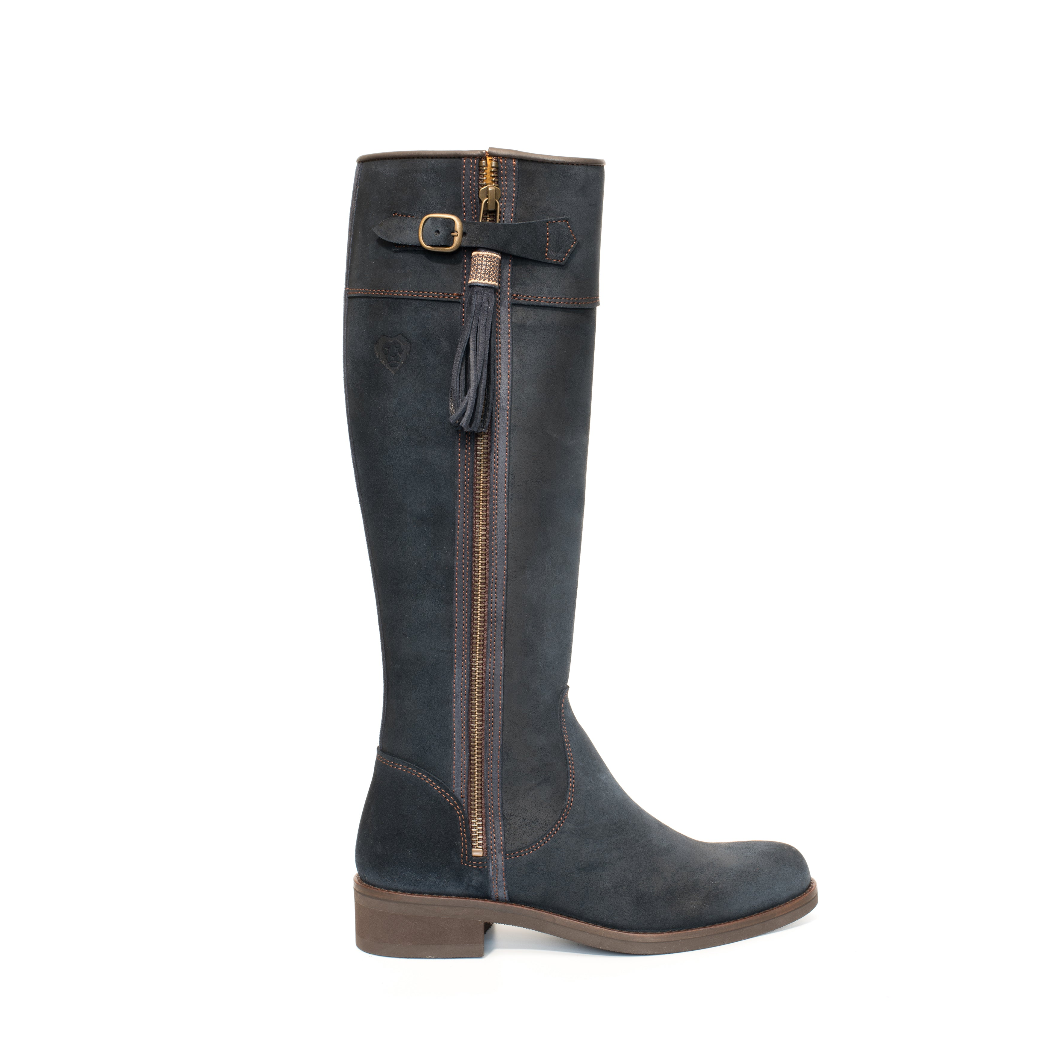 Boots with flexible light weight sole