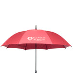 Van Velze & Smith burgundy umbrella uk