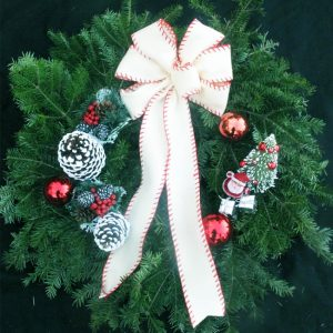 Fresh Balsam Wreath
