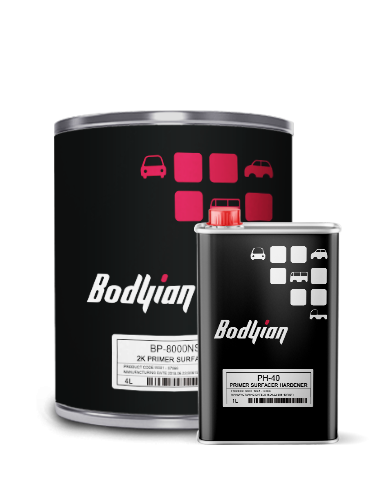 BP-8000 NS BODYIAN 2K W.O.W NS PRIMER 4:1 5L KIT