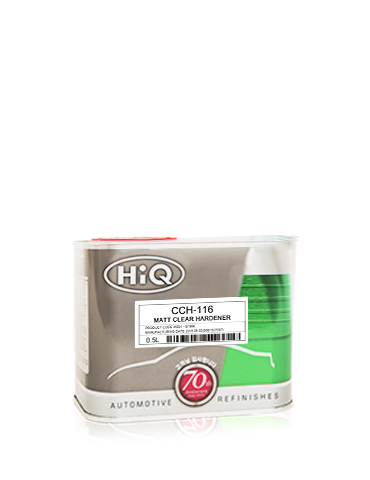 CCH-116 Matt Clear Hardener 0.5Lt/Can