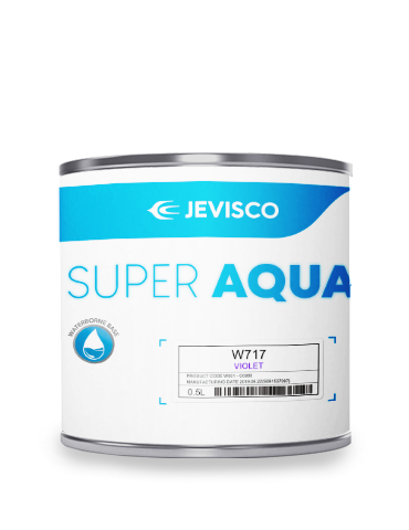 JEVISCO SUPER AQUA W717 Violet 500ml/Can