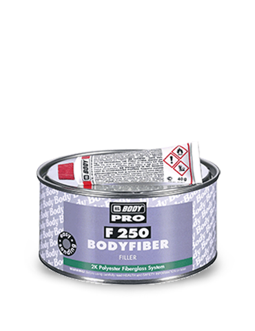 F250 Bodyfiber Green 250g/Can