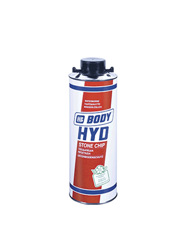 BODY 100 HYD STONE CHIP Grey 1Lt/Can