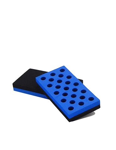 AirPro SB137H Sanding Block Blue/Black
