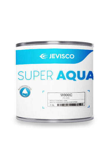 JEVISCO SUPER AQUA W900C Pearl 500ml/Can