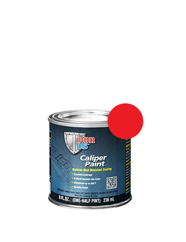 Caliper Paint Red - 8oz