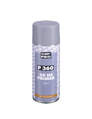SPRAY P360 2K HS PRIMER GREY