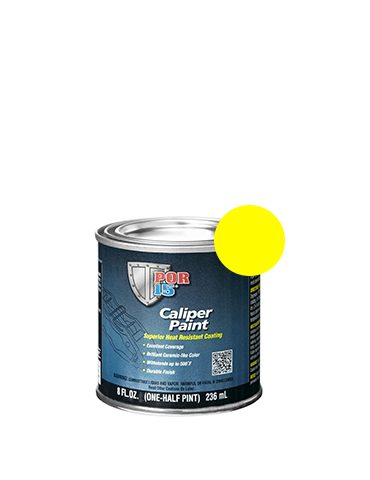 Caliper Paint Yellow - 8oz