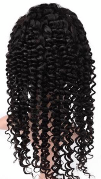 Lace Frontal Deep Curl Wig