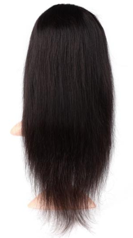 Lace Frontal Straight Wig