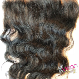 Raw Cambodian Wavy Frontal