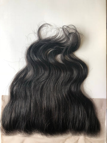 Raw Cambodian Body Wave Frontal