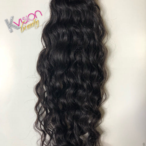 3 Bundle Virgin Loose Curl
