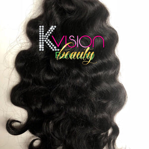 3 Bundle Raw Cambodian Rare Curly (Curly Wave)