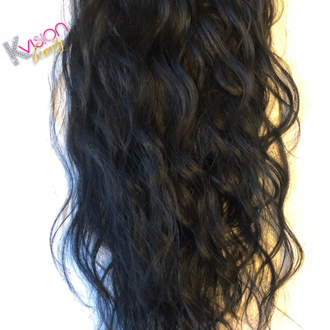 3 Bundle Raw Cambodian Natural Wave